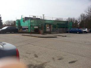 Rekonstrukce fasády MŠ