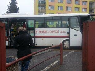 Školní výlet dvorec Borovany