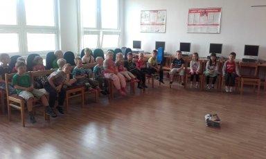 U dětí ze ZŠ Školní