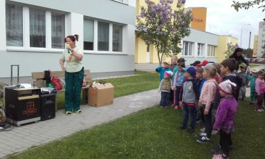 Zahradní šou